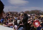 Image of Earth Day Washington DC USA, 1970, second 41 stock footage video 65675073317
