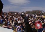 Image of Earth Day Washington DC USA, 1970, second 44 stock footage video 65675073317