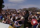 Image of Earth Day Washington DC USA, 1970, second 50 stock footage video 65675073317