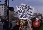 Image of Earth Day Washington DC USA, 1970, second 7 stock footage video 65675073322