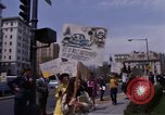 Image of Earth Day Washington DC USA, 1970, second 9 stock footage video 65675073322