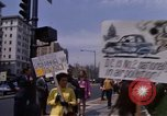 Image of Earth Day Washington DC USA, 1970, second 10 stock footage video 65675073322