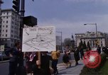 Image of Earth Day Washington DC USA, 1970, second 12 stock footage video 65675073322