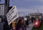 Image of Earth Day Washington DC USA, 1970, second 14 stock footage video 65675073322