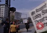 Image of Earth Day Washington DC USA, 1970, second 15 stock footage video 65675073322