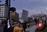 Image of Earth Day Washington DC USA, 1970, second 16 stock footage video 65675073322