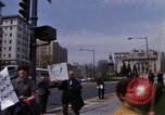Image of Earth Day Washington DC USA, 1970, second 17 stock footage video 65675073322