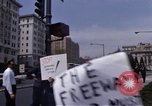 Image of Earth Day Washington DC USA, 1970, second 19 stock footage video 65675073322