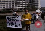 Image of Earth Day Washington DC USA, 1970, second 25 stock footage video 65675073322