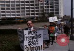Image of Earth Day Washington DC USA, 1970, second 30 stock footage video 65675073322