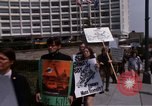 Image of Earth Day Washington DC USA, 1970, second 34 stock footage video 65675073322