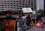 Image of Earth Day Washington DC USA, 1970, second 35 stock footage video 65675073322