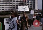 Image of Earth Day Washington DC USA, 1970, second 36 stock footage video 65675073322