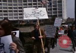 Image of Earth Day Washington DC USA, 1970, second 37 stock footage video 65675073322