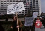 Image of Earth Day Washington DC USA, 1970, second 38 stock footage video 65675073322