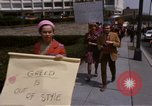 Image of Earth Day Washington DC USA, 1970, second 46 stock footage video 65675073322