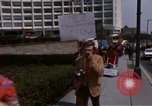 Image of Earth Day Washington DC USA, 1970, second 47 stock footage video 65675073322