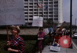 Image of Earth Day Washington DC USA, 1970, second 49 stock footage video 65675073322