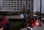 Image of Earth Day Washington DC USA, 1970, second 52 stock footage video 65675073322