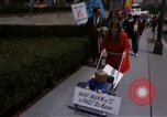 Image of Earth Day Washington DC USA, 1970, second 53 stock footage video 65675073322