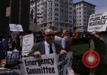 Image of Earth Day Washington DC USA, 1970, second 56 stock footage video 65675073322
