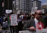 Image of Earth Day Washington DC USA, 1970, second 57 stock footage video 65675073322