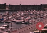 Image of harbor California United States USA, 1968, second 9 stock footage video 65675073326