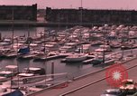 Image of harbor California United States USA, 1968, second 13 stock footage video 65675073326