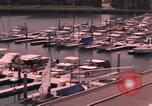 Image of harbor California United States USA, 1968, second 15 stock footage video 65675073326