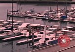 Image of harbor California United States USA, 1968, second 17 stock footage video 65675073326