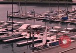 Image of harbor California United States USA, 1968, second 18 stock footage video 65675073326