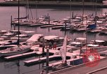 Image of harbor California United States USA, 1968, second 19 stock footage video 65675073326