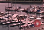 Image of harbor California United States USA, 1968, second 21 stock footage video 65675073326