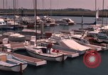 Image of harbor California United States USA, 1968, second 23 stock footage video 65675073326