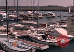 Image of harbor California United States USA, 1968, second 25 stock footage video 65675073326