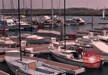 Image of harbor California United States USA, 1968, second 26 stock footage video 65675073326