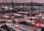 Image of harbor California United States USA, 1968, second 27 stock footage video 65675073326