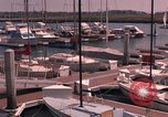 Image of harbor California United States USA, 1968, second 29 stock footage video 65675073326