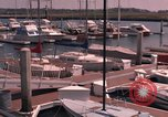 Image of harbor California United States USA, 1968, second 30 stock footage video 65675073326