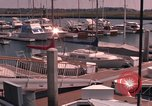 Image of harbor California United States USA, 1968, second 32 stock footage video 65675073326