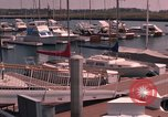 Image of harbor California United States USA, 1968, second 33 stock footage video 65675073326