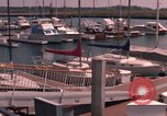 Image of harbor California United States USA, 1968, second 34 stock footage video 65675073326