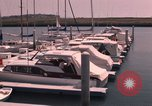 Image of harbor California United States USA, 1968, second 36 stock footage video 65675073326