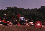 Image of American people Los Angeles County California USA, 1968, second 15 stock footage video 65675073328