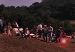 Image of American people Los Angeles County California USA, 1968, second 17 stock footage video 65675073328