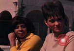 Image of American students Los Angeles California USA, 1968, second 10 stock footage video 65675073330