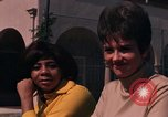 Image of American students Los Angeles California USA, 1968, second 14 stock footage video 65675073330
