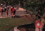 Image of American students Los Angeles California USA, 1968, second 41 stock footage video 65675073330
