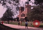 Image of American students Los Angeles California USA, 1968, second 15 stock footage video 65675073331