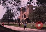 Image of American students Los Angeles California USA, 1968, second 16 stock footage video 65675073331
